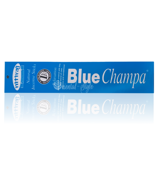 Nitiraj Premium Incense sticks Blue Champa Relaxation (10g)