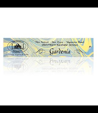 The Bombay Premium Räucherstäbchen Gardenia (10g)