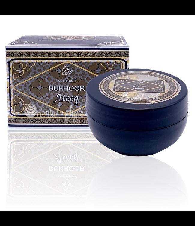 Otoori My Perfumes Bukhoor Ateeq von Otoori Bakhoor Räucherwerk 100g
