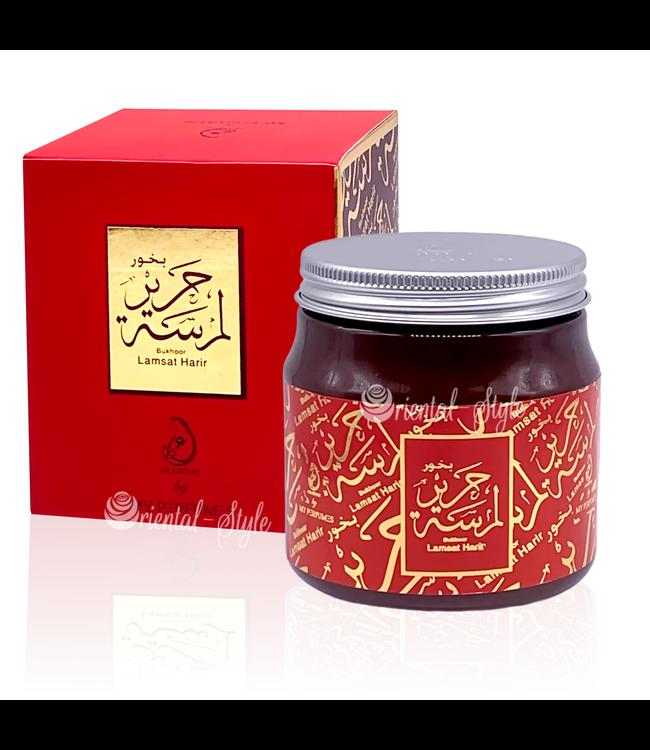 Arabiyat My Perfumes Bukhoor Lamsat Harir Bakhoor Incense 80g