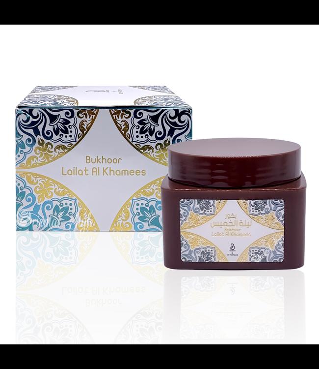 Arabiyat My Perfumes Bukhoor Lailat Al Khamees Bakhoor Räucherwerk 100g