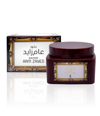 Arabiyat My Perfumes Bukhoor Aam Zayed by Arabiyat (100g)