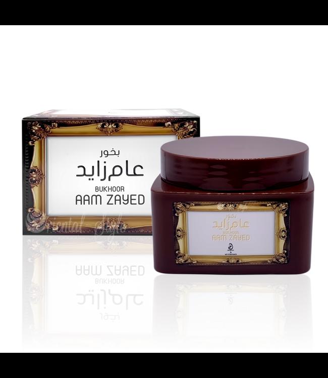 Arabiyat My Perfumes Bukhoor Aam Zayed Bakhoor Räucherwerk 100g