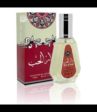 Ard Al Zaafaran Perfumes  Dar Al Hub Perfume Eau de Parfum 50ml Vaporisateur/Spray