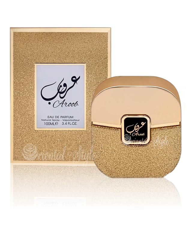 Ard Al Zaafaran Perfumes  Parfüm Aroob Eau de Parfum 100ml Ard Al Zaafaran