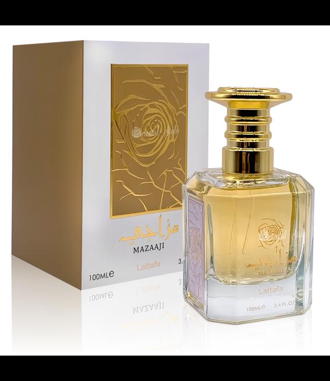 Lattafa Perfumes Mazaaji Eau de Parfum 100ml by Ard Al Zaafaran Perfume Spray
