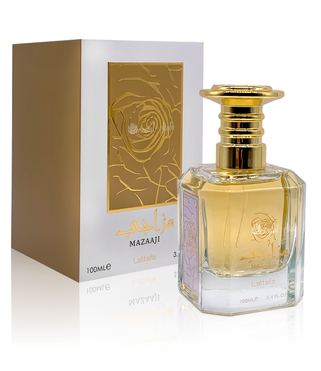 Lattafa Perfumes Parfüm Mazaaji Eau de Parfum 100ml Ard Al Zaafaran Spray