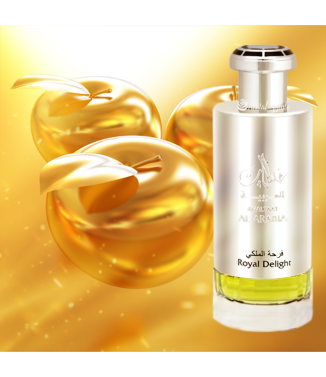 Parfüm Khaltaat Al Arabia Royal Delight Lattafa Spray