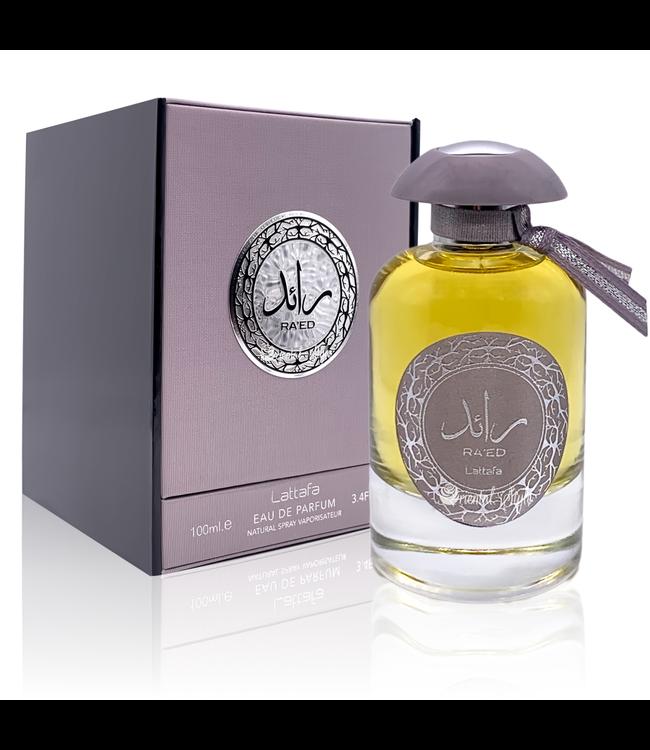 Lattafa Perfumes Parfüm Ra'ed Silver Eau de Parfum Spray 100ml