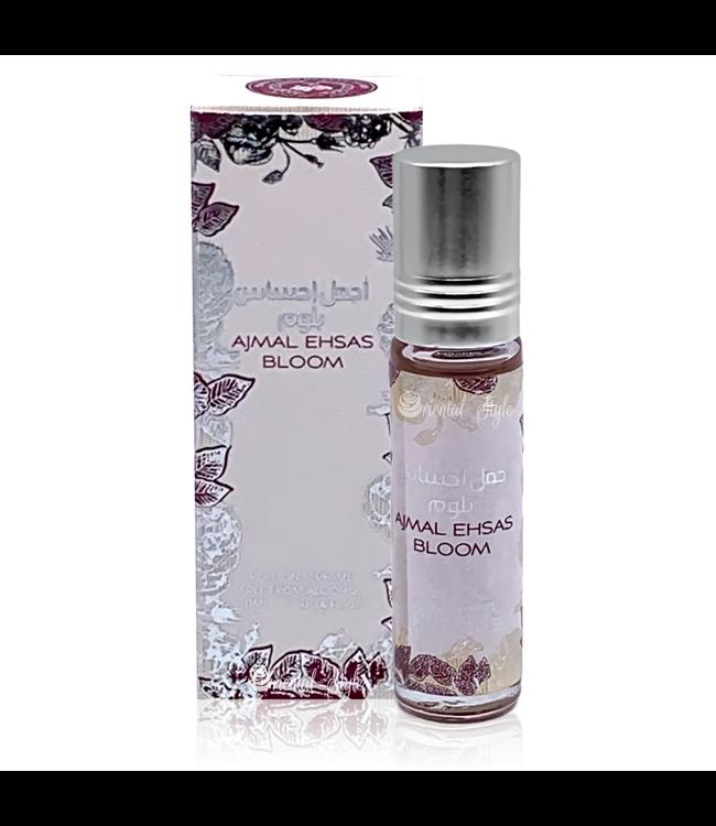 Ard Al Zaafaran Perfumes  Perfume oil Ajmal Ehsas Bloom 10ml