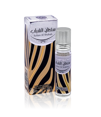 Ard Al Zaafaran Perfumes  Parfümöl Sultan Al Shabab 10ml