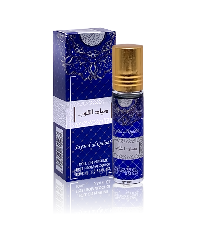 Ard Al Zaafaran Perfumes  Parfümöl Sayaad Al Quloob 10ml - Parfüm ohne Alkohol