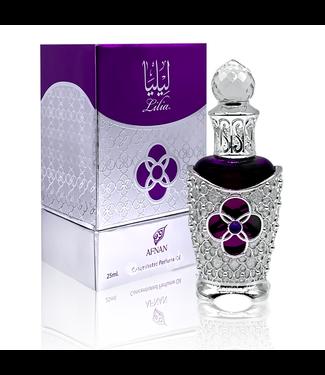 Afnan Perfume oil Lilia by Afnan 25ml