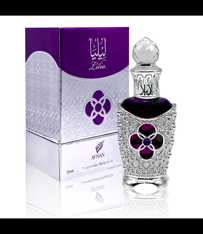 Afnan Perfume oil Lilia by Afnan 25ml Attar Perfume