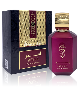 Lattafa Perfumes Aseer For Women Eau de Parfum 100ml Ard Al Zaafaran Perfume Spray