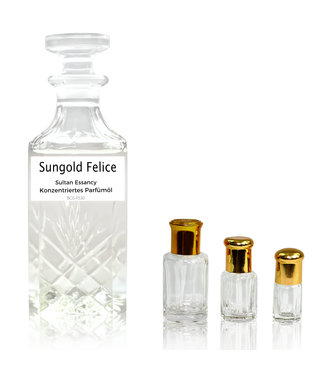 Sultan Essancy Perfume oil Sungold Felice Sultan Essancy