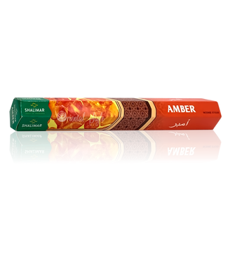 Shalimar Incense sticks Amber (20g)