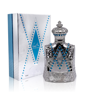 Afnan Perfume oil Silver Musk by Afnan 15ml