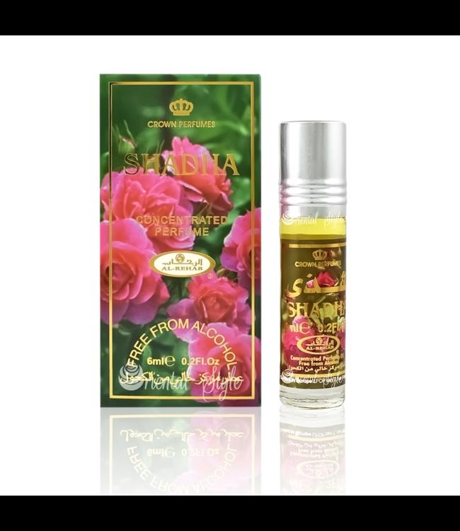 Al Rehab  Konzentriertes Parfümöl Shadha von Al Rehab 6ml