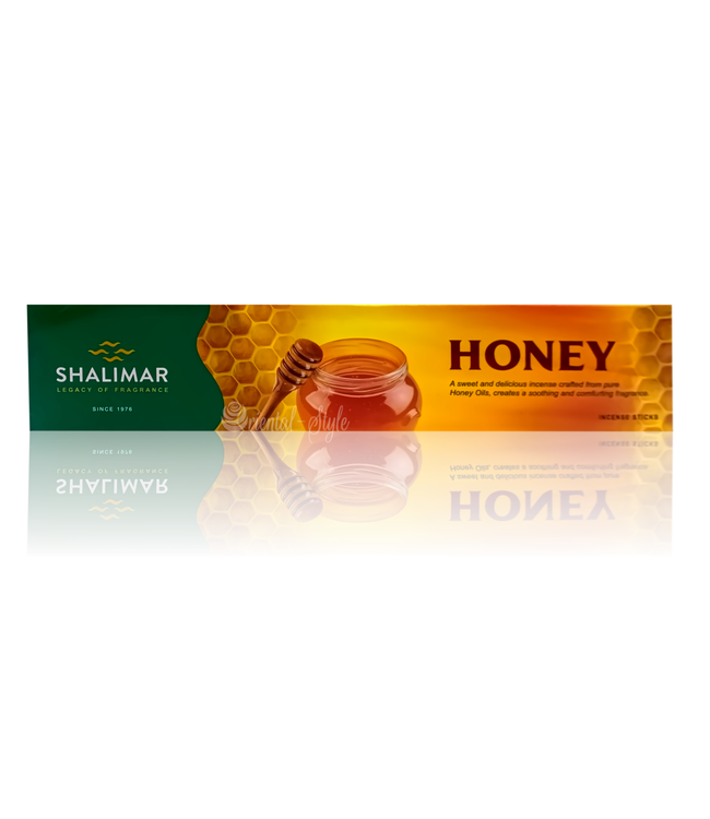 Shalimar Incense sticks Honey with Honey (50g)