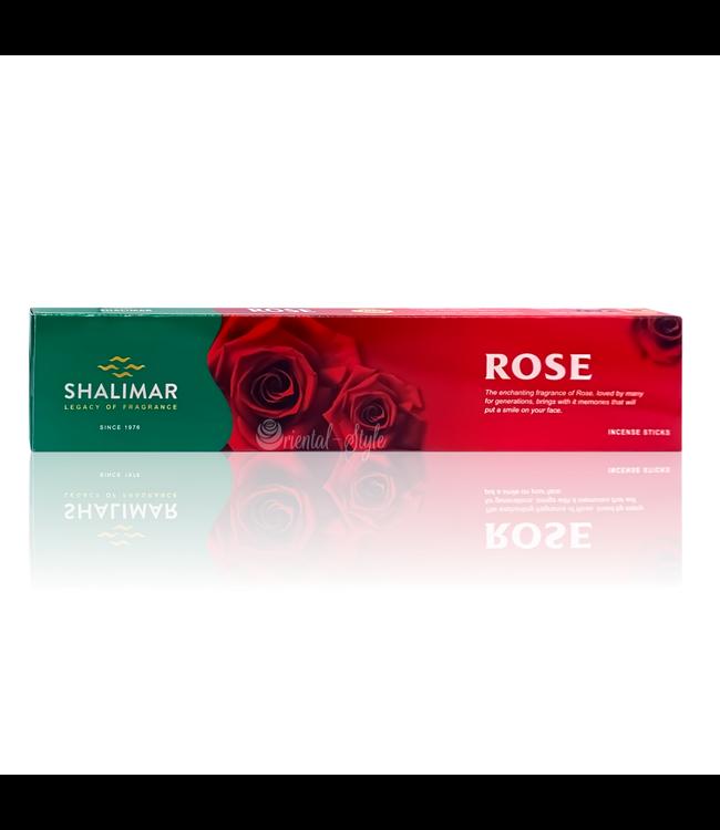 Shalimar Incense sticks Rose (50g)