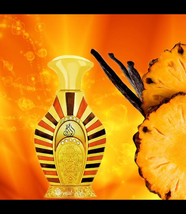 Parfümöl Mukhallat Alwaan von Afnan Bait Al Bakhoor
