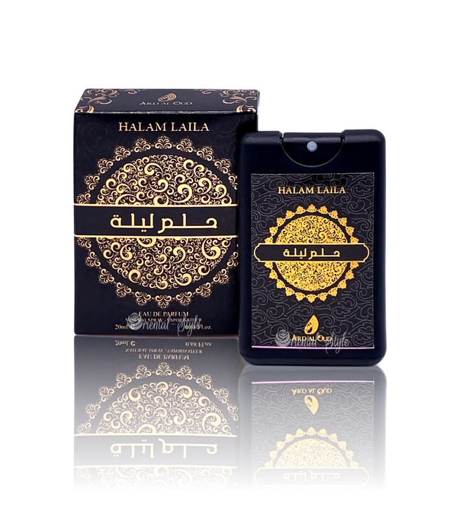 Anfar Halam Laila Pocket Spray 20ml Oudh Al Anfar