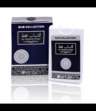 Ard Al Zaafaran Perfumes  Lil Shabaab Faqat Pocket Spray Parfüm 20ml