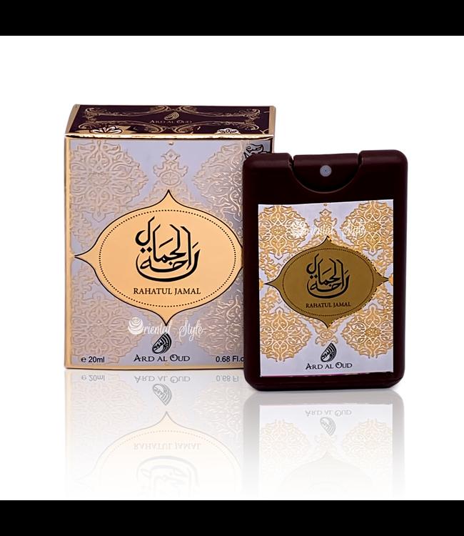 Ard Al Oud Rahatul Jamal Pocket Spray 20ml Oudh Al Anfar