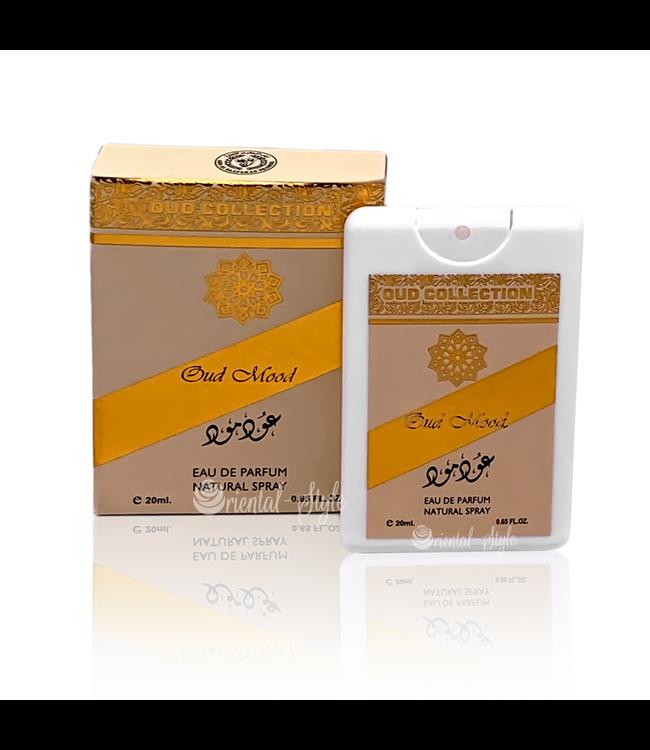 Ard Al Zaafaran Oud Mood Pocket Spray 20ml Ard Al Zaafaran