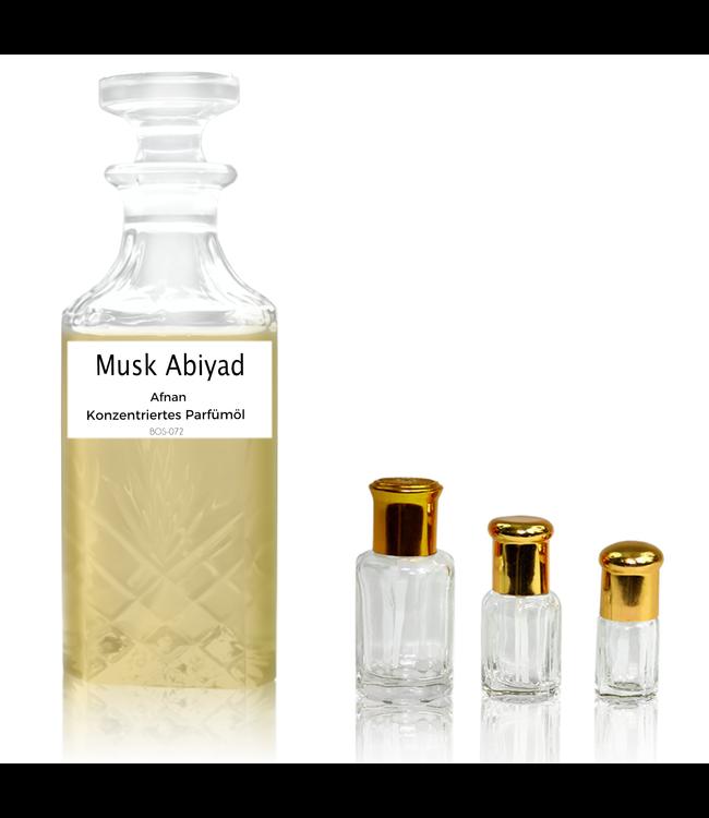Afnan Perfume Oil Musk Abiyad by Afnan