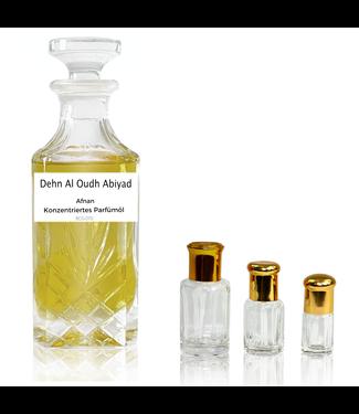Afnan White Oudh Perfume Oil - Dehn al Oudh Abiyad