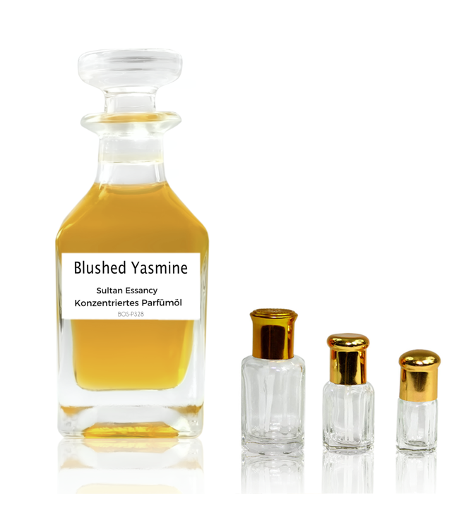 Sultan Essancy Concentrated perfume oil Blushed Yasmine - Perfume free from alcohol