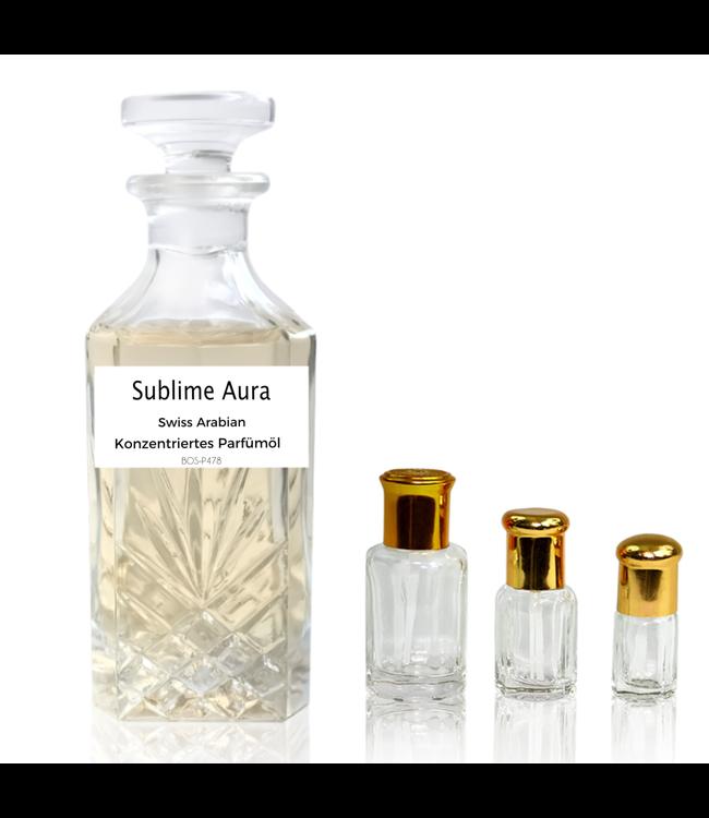 Swiss Arabian Parfümöl Sublime Aura Swiss Arabian - Attar Parfüm ohne Alkohol