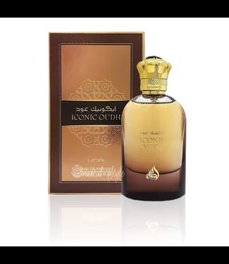 Lattafa Perfumes Iconic Oudh Lattafa Eau de Parfum 100ml
