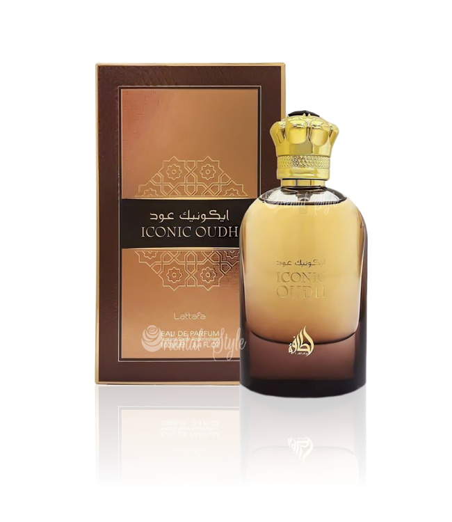 Lattafa Perfumes Iconic Oudh Eau de Parfum 100ml Spray von Lattafa