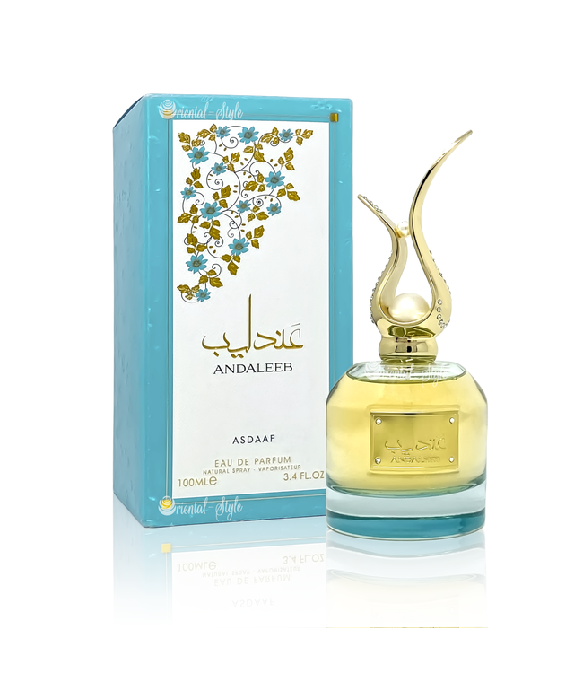 Lattafa Perfumes Parfüm Andaleeb Asdaaf Lattafa Eau de Parfum 100ml