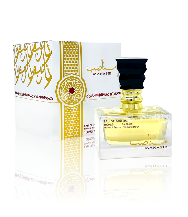 Ard Al Zaafaran Perfumes  Manasib Eau de Parfum 100ml Ard Al Zaafaran Perfume Spray