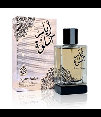 Lattafa Perfumes Perfume Ayam Haloa Asdaaf Lattafa Eau de Parfum 100ml