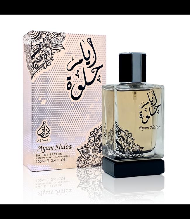 Lattafa Perfumes Perfume Ayam Haloa Asdaaf Eau de Parfum 100ml by Lattafa Perfume Spray