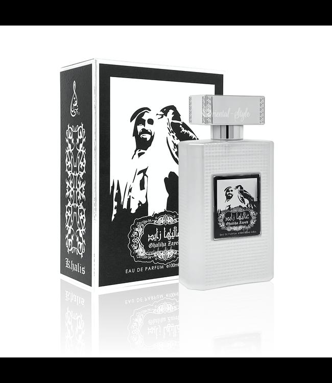 Khalis Ghaliha Zayed Eau de Parfum 100ml Spray von Khalis
