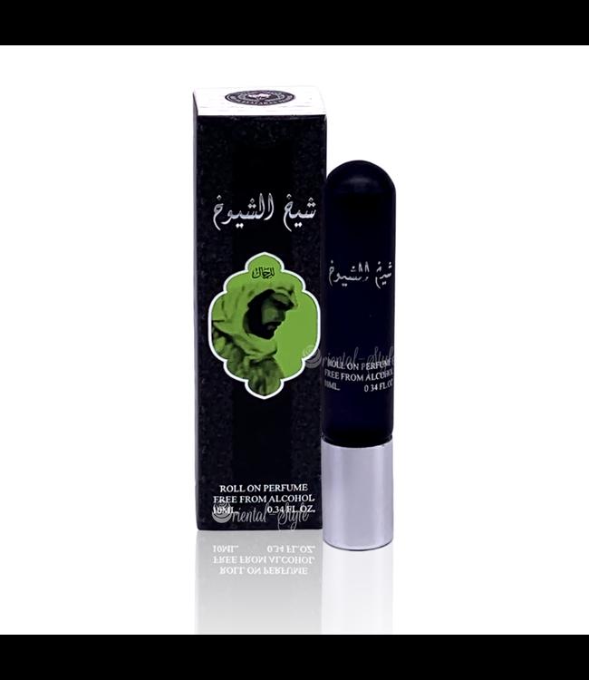 Ard Al Zaafaran Perfumes  Perfume oil Sheikh Al Shuyukh 10ml
