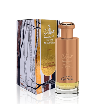 Lattafa Perfumes Khaltaat Al Arabia Royal Blends Lattafa Eau de Parfum 100ml