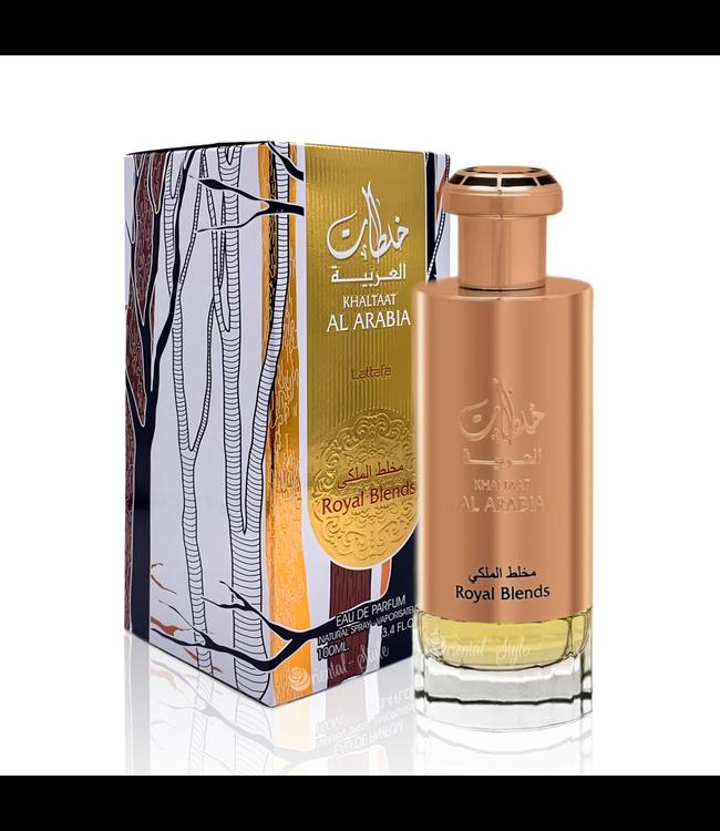 Lattafa Perfumes Khaltaat Al Arabia Royal Blends Eau de Parfum 100ml