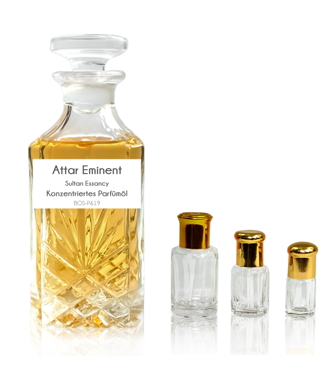 Sultan Essancy Concentrated perfume oil Attar Eminent - Perfume free from alcohol