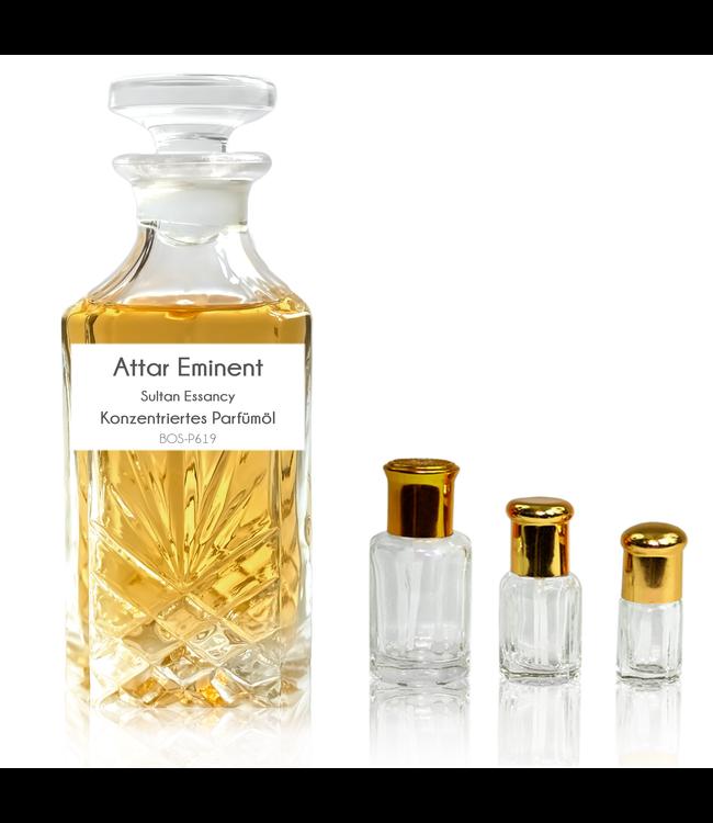 Sultan Essancy Parfümöl Attar Eminent - Attar Parfüm ohne Alkohol