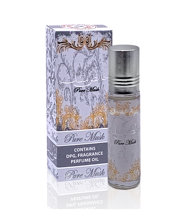 Ard Al Zaafaran Perfumes  Parfümöl Khalis Pure Musk 10ml - Parfüm ohne Alkohol
