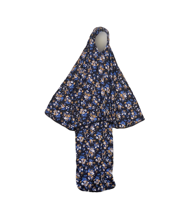 Prayer Clothes Outfit Florals - Two piece set dress