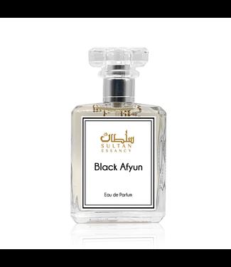 Sultan Essancy Parfüm Black Afyun Eau de Perfume Spray Sultan Essancy