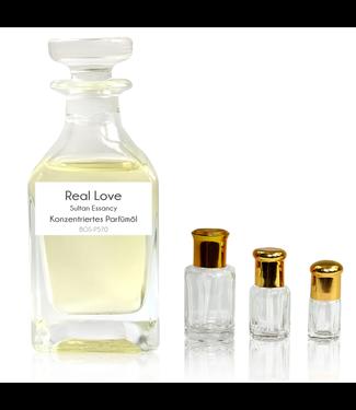 Sultan Essancy Perfume oil Real Love Sultan Essancy